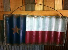 Custom made barn metal wall hanging by TreyColeCreations on Etsy, $24.00  Check them out.. locals to Texarkana