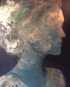 "Series ""inner beauty "" (15) Portrait / figure painting"