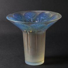 Violettes vase by Rene Lalique