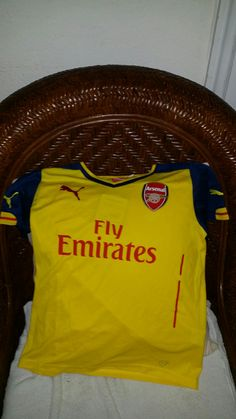 Puma arsenal premier league soccer jersey #goal #jerseys #soccer #futbol #football