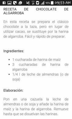 Cobertura chocolate algarroba