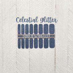 Holiday Nails / Nail Stickers/ Glitter Nails / Nail Polish Strips Holiday Nails, Christmas Nails, Christmas Nail Stickers, Cuticle Oil, Nail Polish Strips, Nail Wraps, Short Nails, Glitter Nails, Unique Jewelry