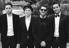 fall out boy black and white   Tumblr - image #4043485 by Sharleen ...