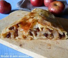 annurche of apple strudel