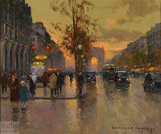 Edouard Leon Cortes (1882-1969) - Paris: Part II