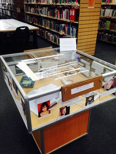 UCA Canterbury Library encourages you to write a personal story about an inspirational woman that will be weaved into our loom. #womenshistorymonth