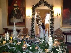Oatlands Mansion is open for regular guided tours through the end of December.