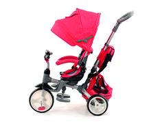 Giro è il triciclo/passeggino 6 in 1 firmato Baby's Clan. Praticità e eleganza per andare IN GIRO CON STILE!