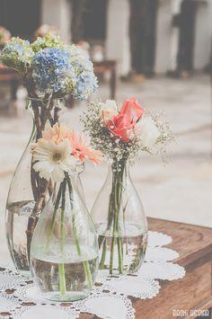 Agora vamos Casar: Casamento da leitora (e prima): Débora e Léo