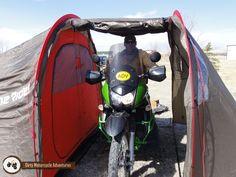 Motorcycle Tent KLR 650