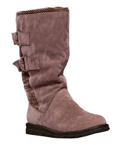 Love this Brown Luna Boot - Women on #zulily! #zulilyfinds