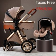 Buy 2020 New Baby Stroller 3 in 1 High Landscape Stroller Reclining Baby Carriage Foldable Stroller Baby Bassinet Puchair Newborn at www.babyliscious.com! Free shipping to 185 countries. 21 days money back guarantee. Car Seat And Stroller, Travel Stroller, Baby Car Seats, Carriage Lights, Large Storage Baskets, Baby Bassinet, Baby Comforter, Travel System, Baby Carriage