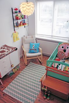 Nursery. Koko's room ^__^