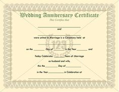 Fake adoption certificate fake certificate pinterest most memorable wedding anniversary certificate templates download free certificate templates yadclub Gallery
