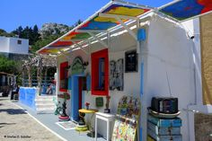 "Zia - ""der Positiv Shop""   #Kos #Insel #Griechenland #greece #island #Dodekanes #InselKos #KosIsland #Zia"