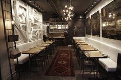 vintage restaurant - Google Search
