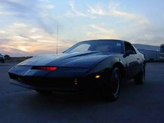 Pontiac Trans Am 1982 as K.I.T.T. from Knight Rider