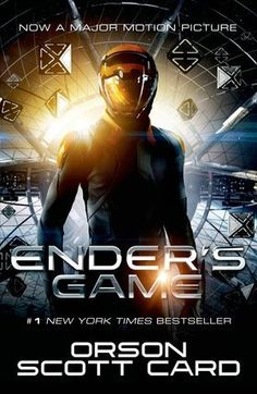 12 Summer Reading Books for Teens: Enders Game