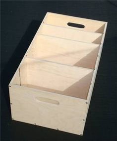 Building your GTD Reference Filing Cabinet - build your own lasting and nice looking file cabinet for GTD! Build Your Own, Getting Things Done, Wooden Boxes, Filing Cabinet, How To Look Better, Nice, Building, Diy, Wood Boxes