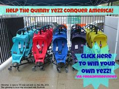 Yezz now has sets its sights on conquering America—without waiting in line! Enter below to win a Yezz of your own!