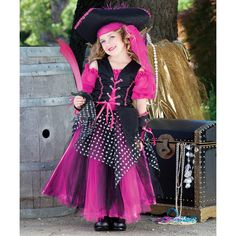 Captain Jake and the Never Land Pirates: Izzy Tutu Deluxe Costume For Girls Childrens Halloween Costumes, Pirate Halloween, Holiday Costumes, Halloween Outfits, Halloween Kids, Creative Costumes, Cute Costumes, Girl Costumes, Ghost Costumes