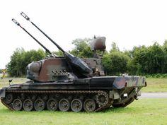 Gepard Tank | Buy Gepard Anti-Aircraft Tank of the Belgian Army Now