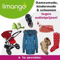 Limango korting week 10 – 2016 tot 80%. Deze week geeft Limango.nl weer extreem veel kortingen weg, zoals zij altijd doen. Denk bijvoorbeeld aan afgeprijsde diverse merken dameskleding, herenkleding, kinderkleding, babykleding, schoenen, kleding accessoires, sieraden & horloges, woonaccessoires, huishoudartikelen, en meer. Kom eens kijkje nemen en zie wat ze deze week voor een leuke aanbiedingen zij hebben!  #Limango #Korting #Mode