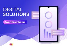 Smartphones are reinventing the connection between companies and their clients during this pandemic. Web Design, Graphic Design, Illustrators On Instagram, Design Agency, Digital Illustration, Digital Marketing, Connection, Logos, Business