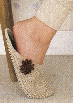 Cómo atar un gancho zapatillas