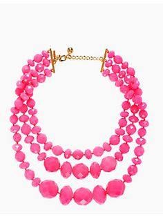 Kate Spade Give It A Swirl necklace $148