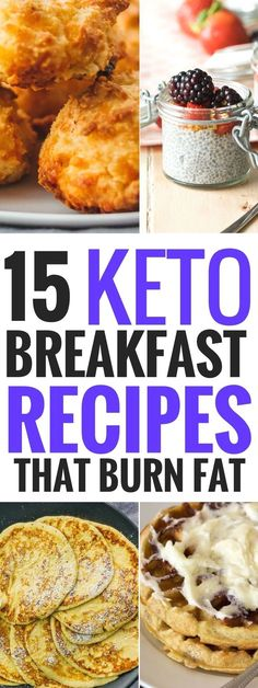 These amazing ketogenic breakfast recipes are THE BEST! I'm so glad I found these AWESOME keto breakfast recipes that are so easy to make! Definitely repinning!