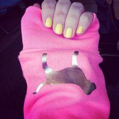 Pink beeb