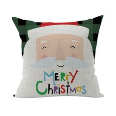 Nunubee Christmas Animal Home Pillowcase Living Room Cushion Throw Decorative Soft Pillow Cover Style 20 *** Unbelievable offers are coming! : FREE Home Decor