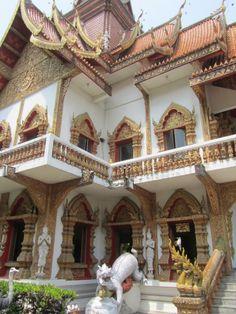 Wat Buppharam, Chiang Mai, Thailand