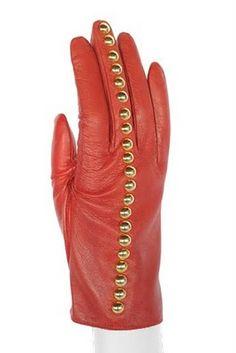 YSL vintage Gloves