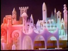 Walt Disney and Mary Blair explain some of the design behind the It's A Small World ride.