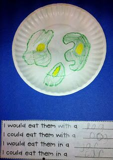 Fit for First Grade: We Do Like Green Eggs and Ham!