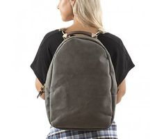 Backpack Donker Grijs
