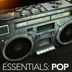 Essentials Pop WAV FANTASTiC | July 16 2016 | 225 MB Essentials Pop is an all in one jump start to programming modern pop music. We designed this pack giv