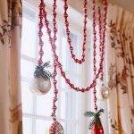 Christmas Decoration of Window
