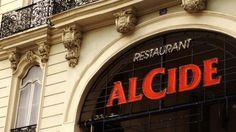 Au menu du #restaurant l'Alcide des plats traditionnels du Nord de la France. #presentation