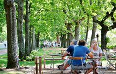 The Deli at Boschendal Wine Estate between Franschoek and Stellenbosch / Paarl.  #Boschendal #Franschoek #deli