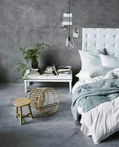 Here we showcase a a collection of perfectly minimal interior design examples for you to use as inspiration.Check out the previous post in the series: 22 Home Bedroom, Modern Bedroom, Bedroom Decor, Bedroom Lighting, Bedroom Chandeliers, Design Bedroom, Bedroom Lamps, Wall Lamps, Master Bedroom