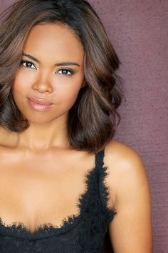 We chose Sharon Leal to play kindness because of her good looks.