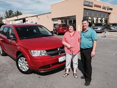Congratulations Bev enjoy your new ride! www.kingstondodge.com