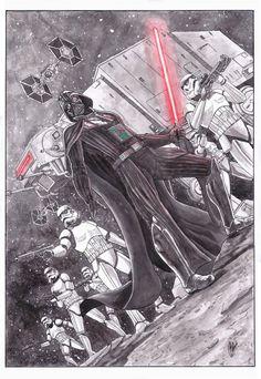 Star Wars by Carlos Eduardo Cunha dos Santos