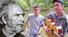 Two Young Brothers Sing and Dance To Merle Haggard\'s