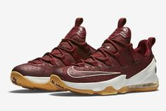 LeBron XIII low. T Carlson · Basketball 61976264c