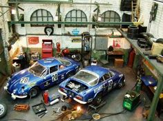 Renault shop by Wilco Machiels