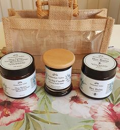 A gorgeous Hessian gift bag containingOur best selling Bee Balm full sizeOur best selling Shea butter, lavender and orange moisturiser full sizeA 15 hour burn time eco soy candle Hessian, Moisturiser, Active Ingredient, Soy Candles, Shea Butter, The Balm, Lavender, Bee, Packing